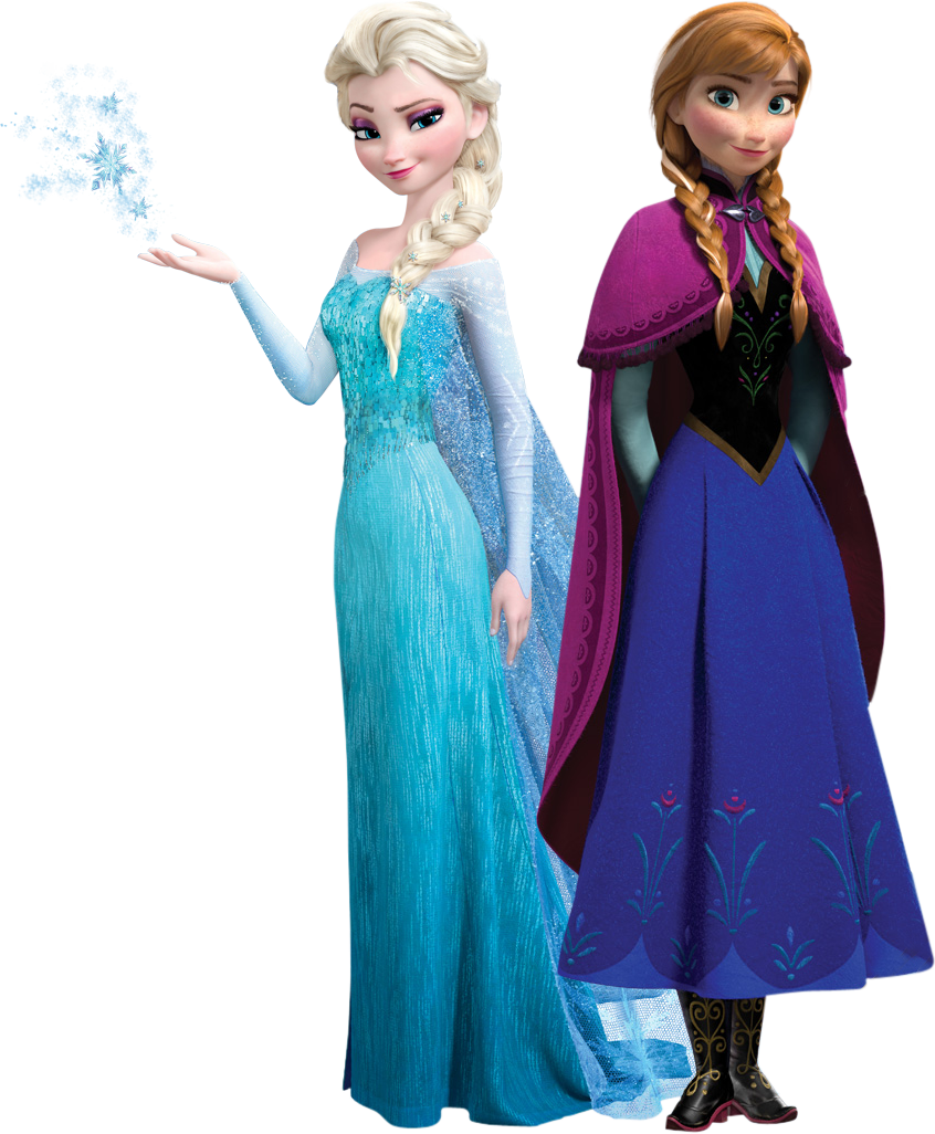Frozen Elsa And Anna Png Picture 604214 Frozen Elsa And Anna Png
