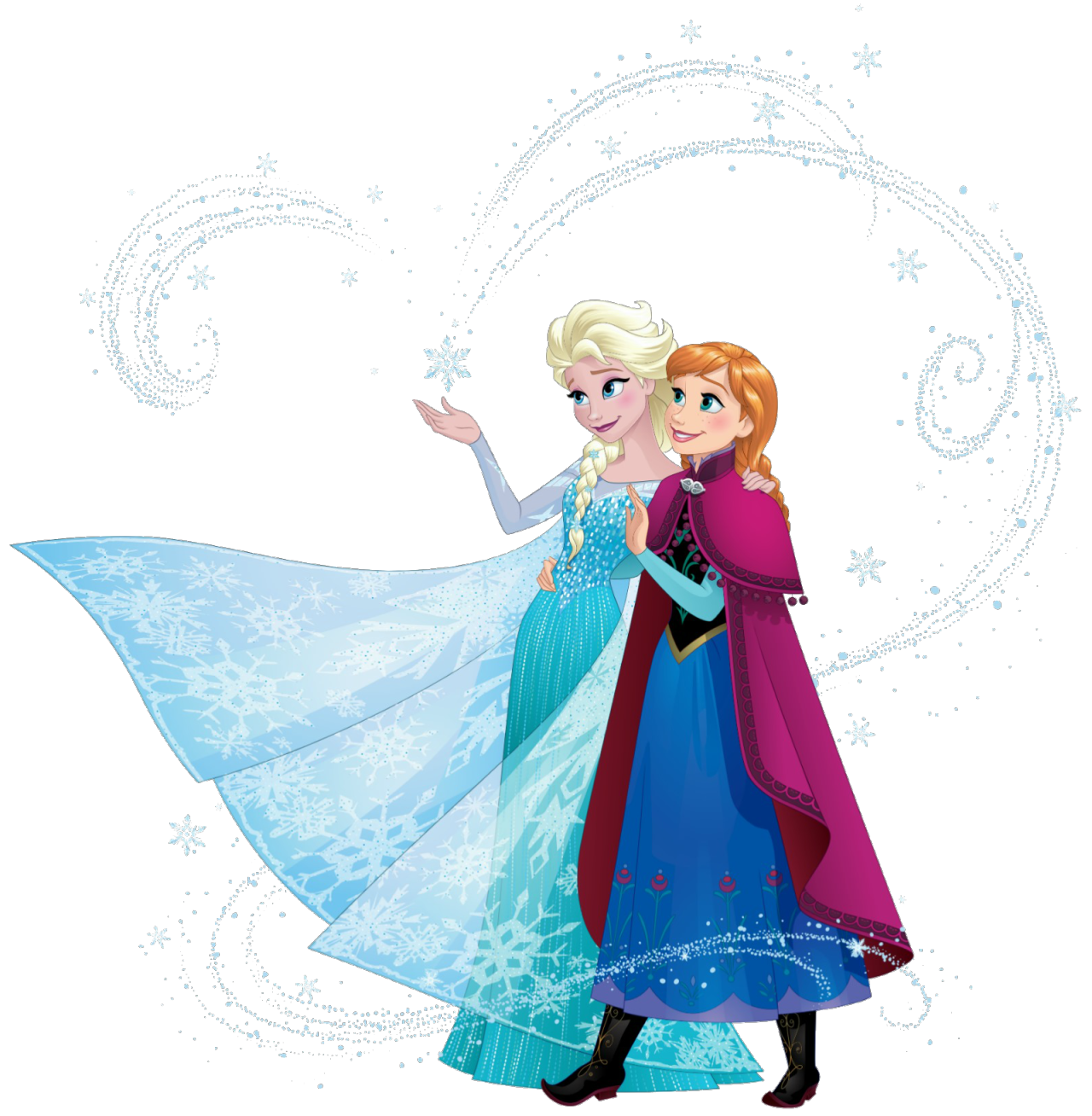 Frozen elsa and anna png. Image sisters disney wiki