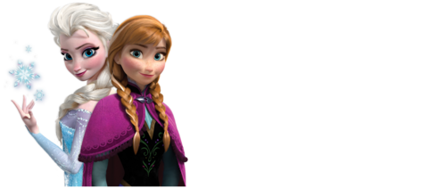 Frozen elsa and anna png. E image