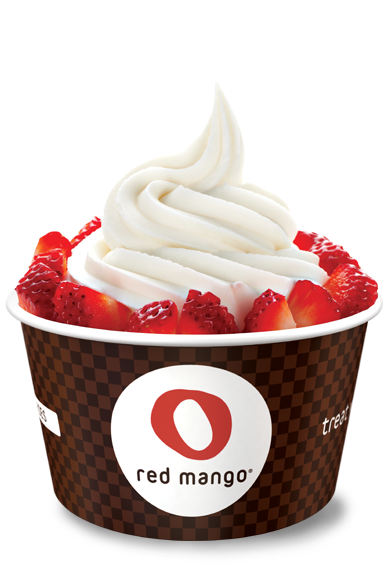 frozen yogurt png