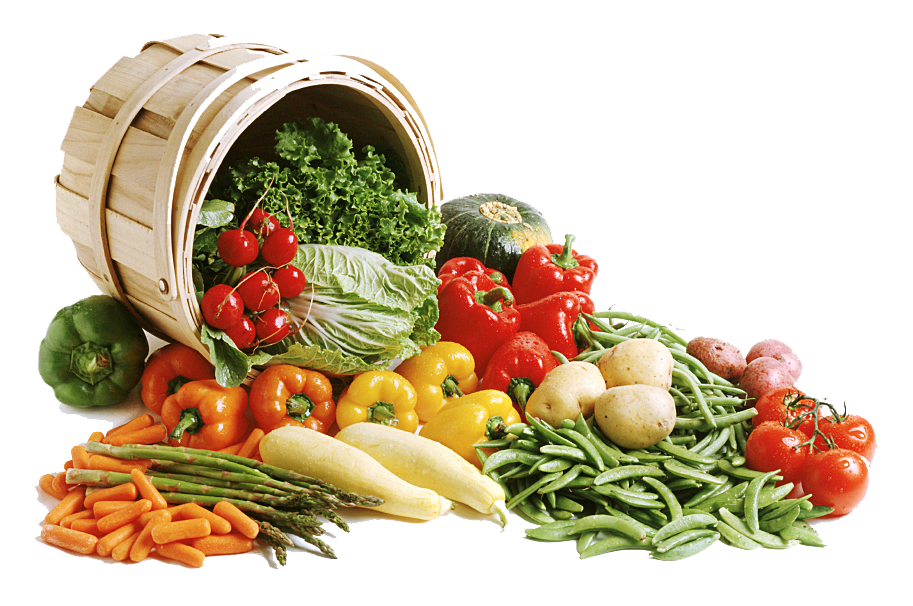 Raw vegetables transparent images. Fruits and veggies png jpg library download