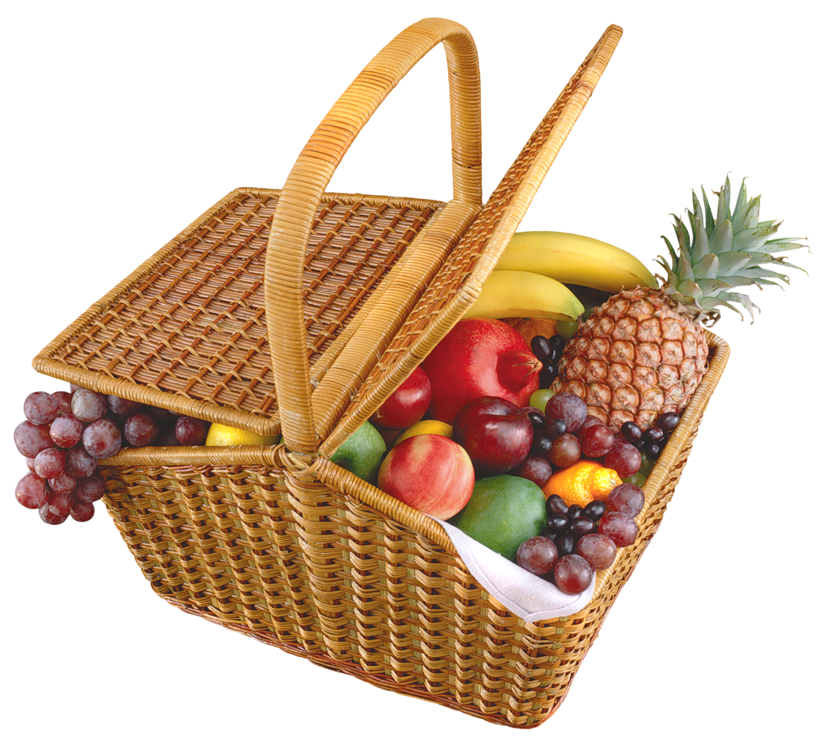 Fruit basket png. Clipart picture gallery yopriceville