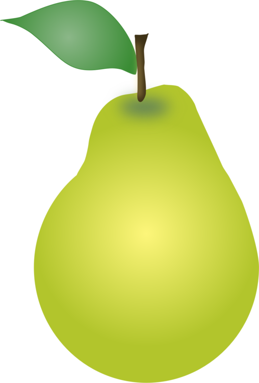 Pear clipart yellow pear. Fruit chinese white computer