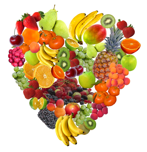 Fruit png. Heart transparent image pngpix