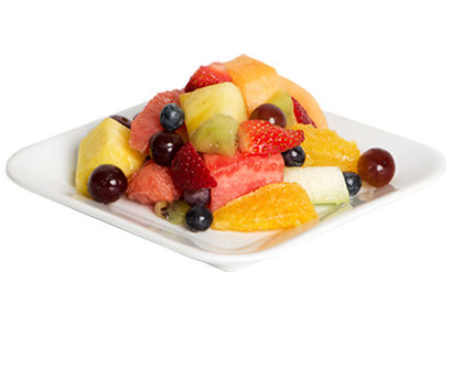 Fruit salad png. The coffee bean tea