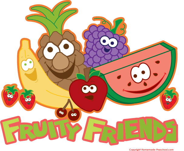 Fruits clipart. Free fruit click to