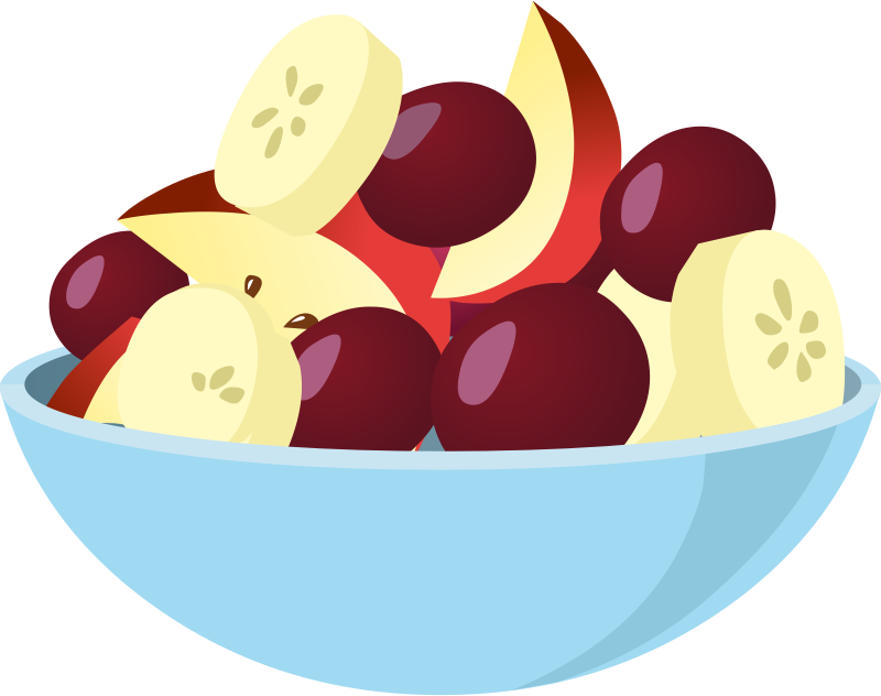 Salad clipart fruit cup. Free cute cliparts download
