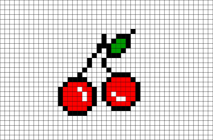 Fruits Transparent Pixel Art Picture 1088174 Fruits