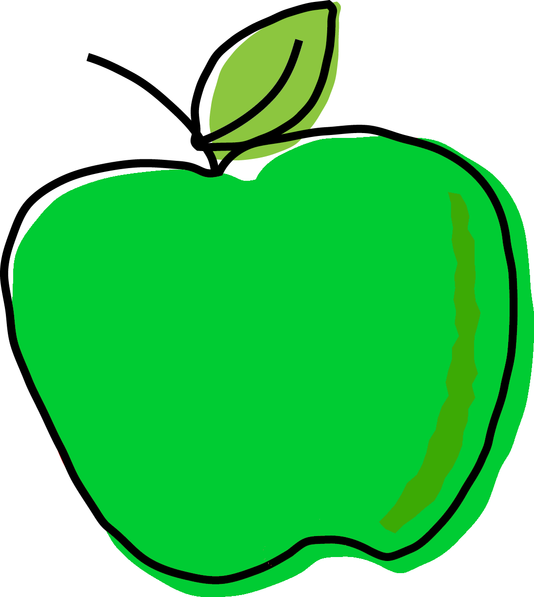 Fruits transparent preschool. Apple picture library download