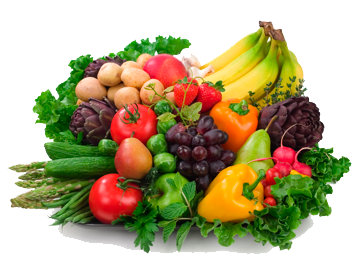 Vegetable transparent images all. Fruits and veggies png clip art stock