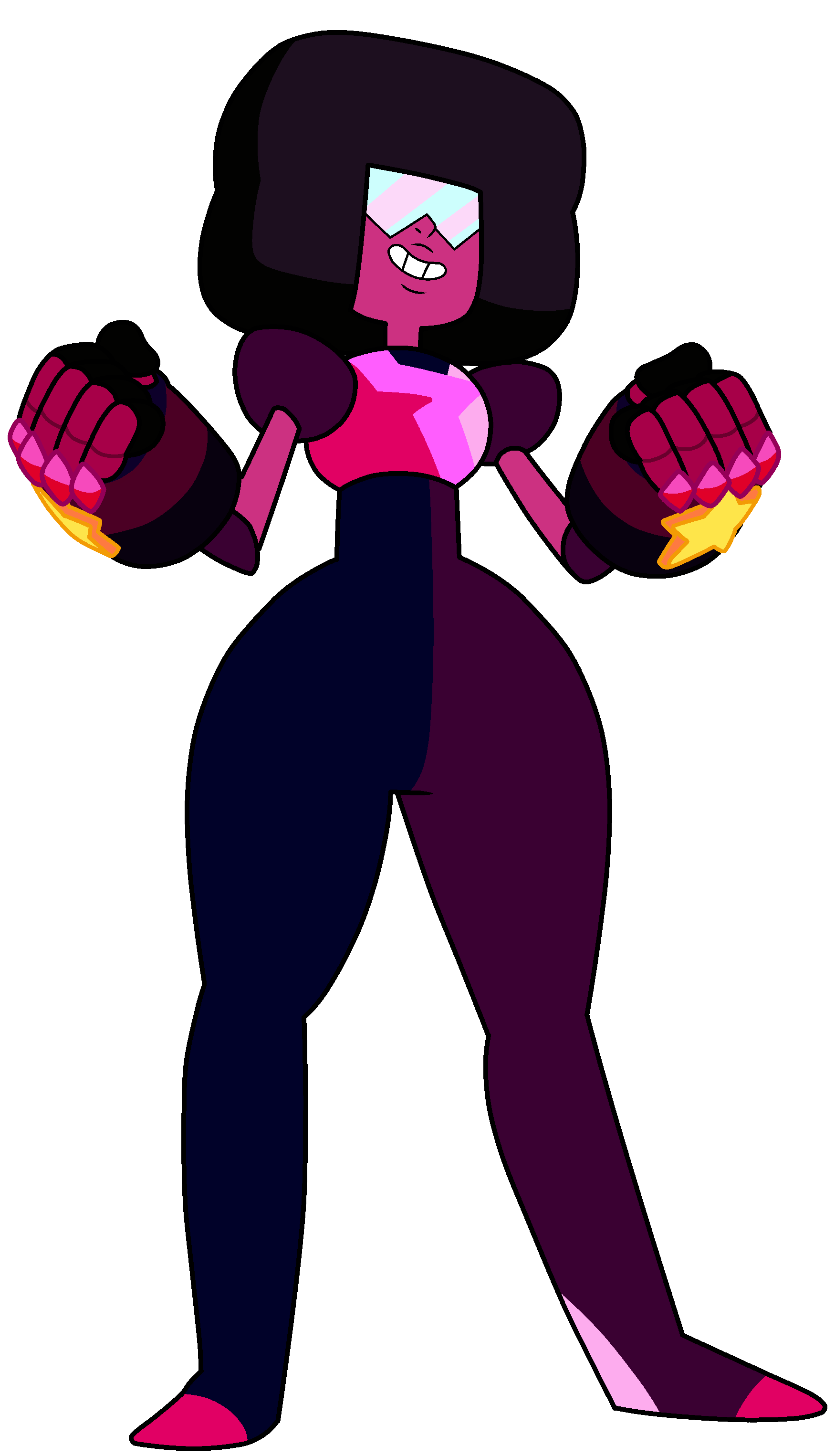 Drawing gemstones steven universe. All these black characters