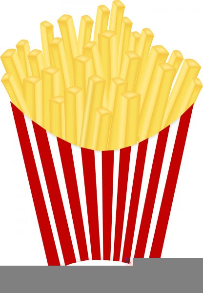 Fry clipart. French free images at