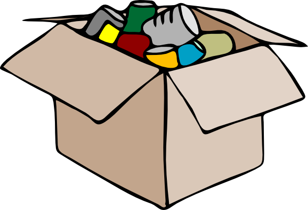 Full clipart. Box