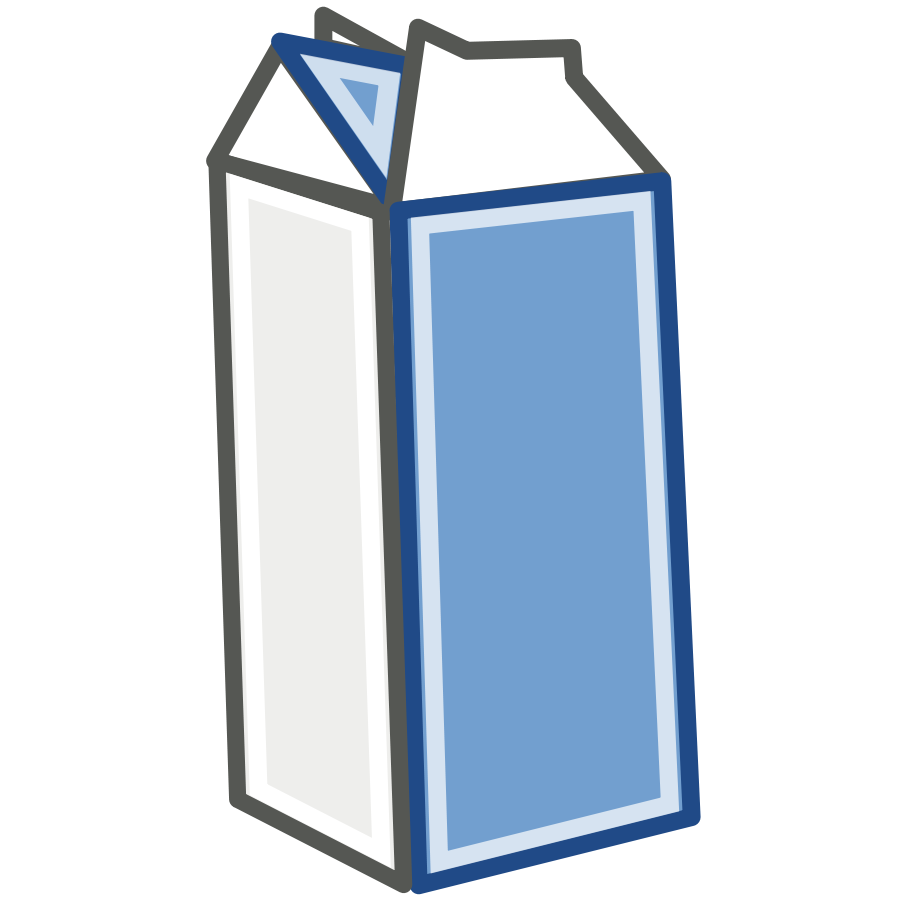 Milk clipart. Free carton pictures download