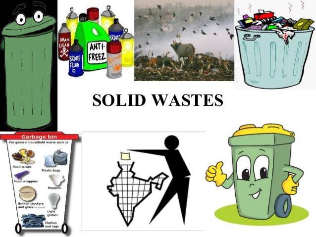 Full clipart domestic waste. Solid