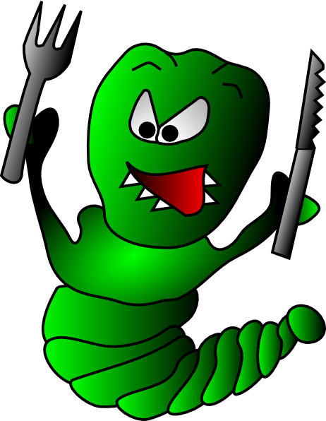 Full clipart hungry. Free caterpillar download clip