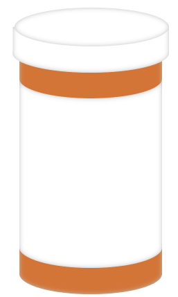 Pharmacist drawing pill bottle. Free cliparts download clip
