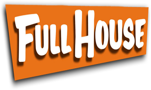 Full house png. Logos thrilling facts about