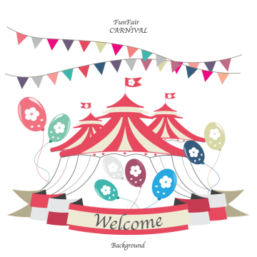 Carnival images vectors and. Fun background png png royalty free download