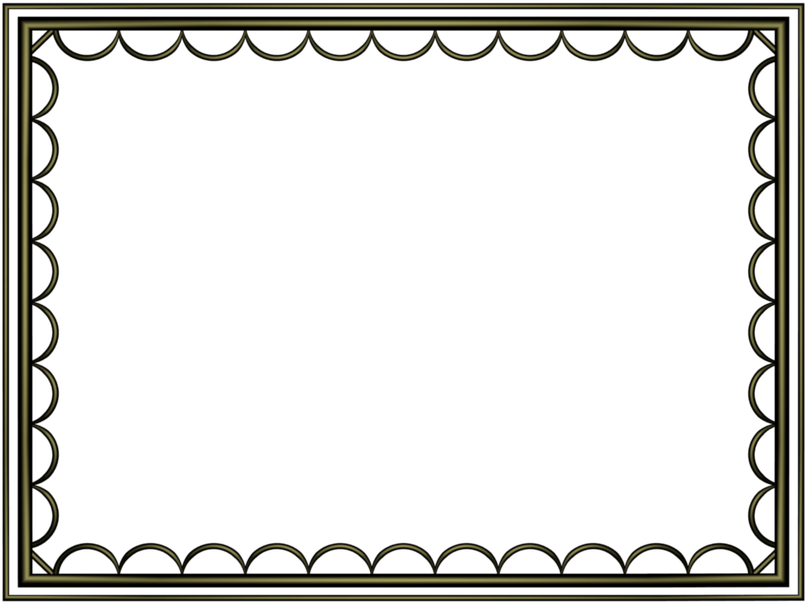 Fun borders png. Frames and foxytoon co