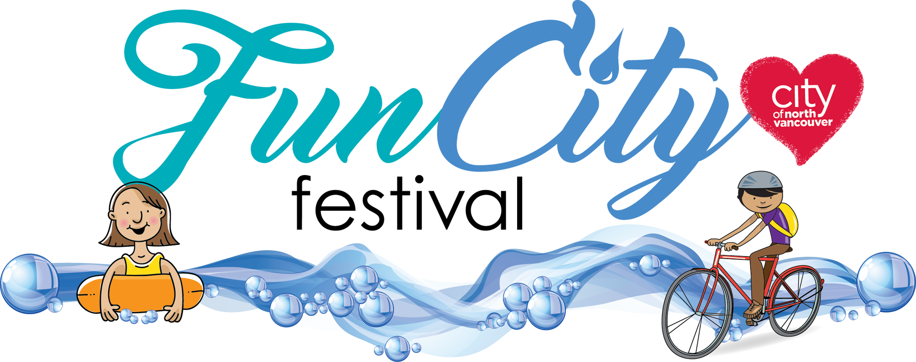 Fun city png. Festival slide the are