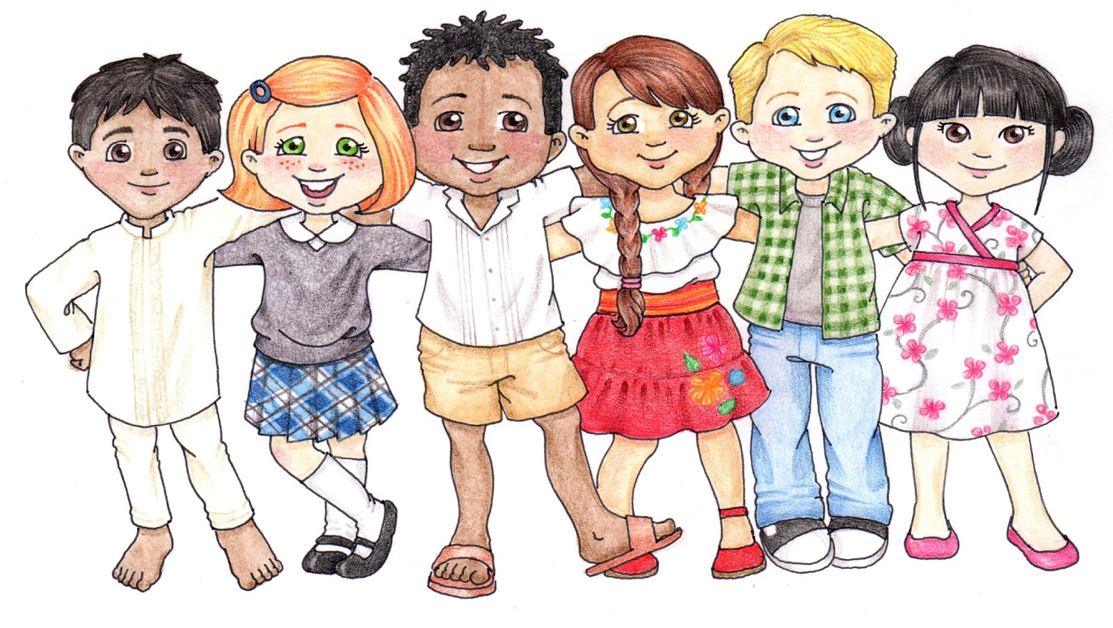 Fun facts about children. Primary clipart kid dressed up png library library