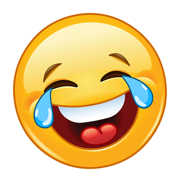 Fun emoji png. Images of laughing spacehero
