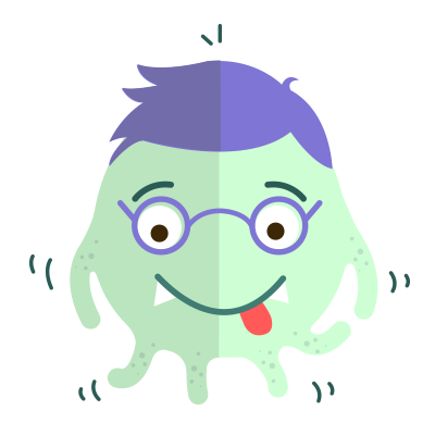 Fun monster png. Messenger kids and families