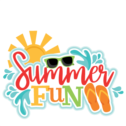 Fun png files. Summer clipart free title