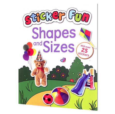 Fun shapes png. Learning is sticker sizes
