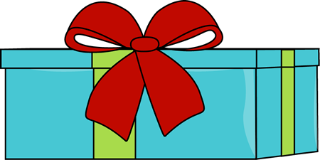 Get clipart gift. Free christmas fundraiser cliparts