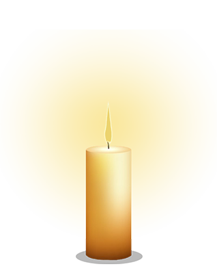 Funeral candles png. Tisdale lann memorial homes