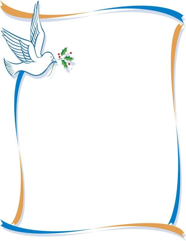 Religious clipart border. Christian backgrounds and borders