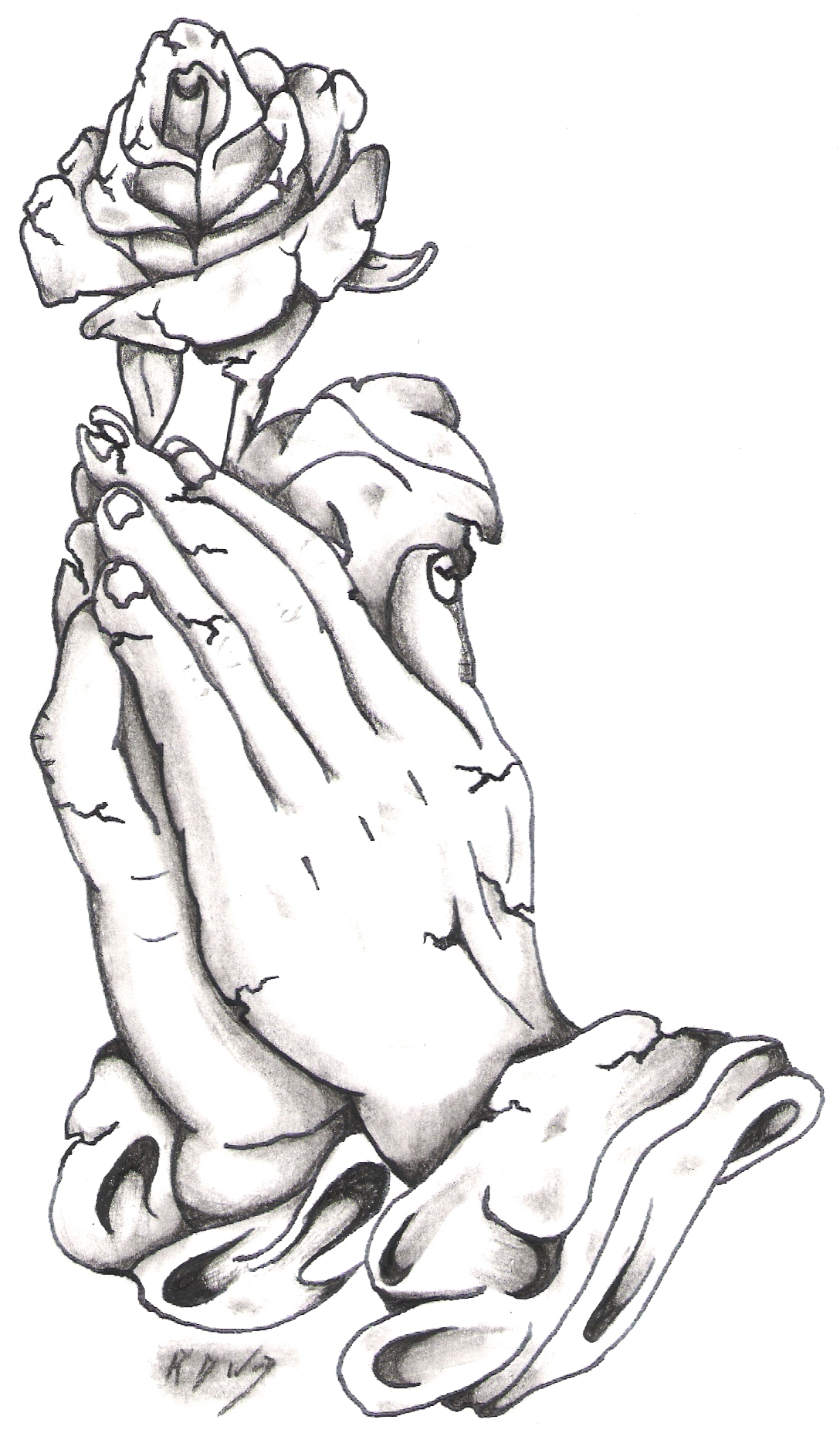 Funeral clipart prayer hand. Praying hands images library
