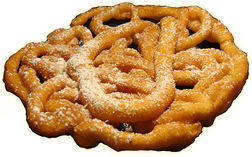 Funnel cake png. Image