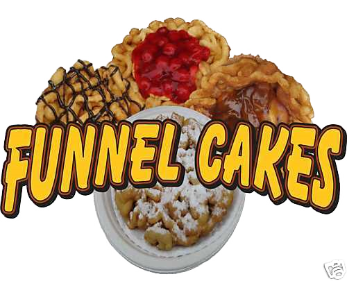 Funnel cake png. Cakes at a company