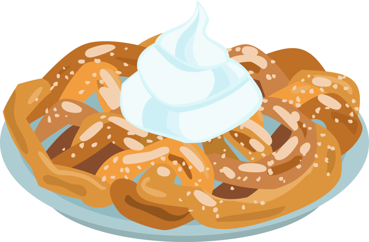 Funnel cake png. Absurd res all