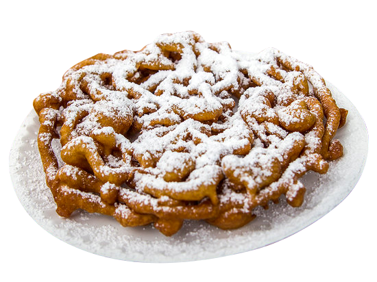 funnel cake png