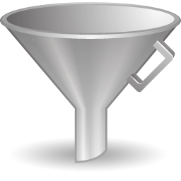 Funnel graphic png. Icon myiconfinder