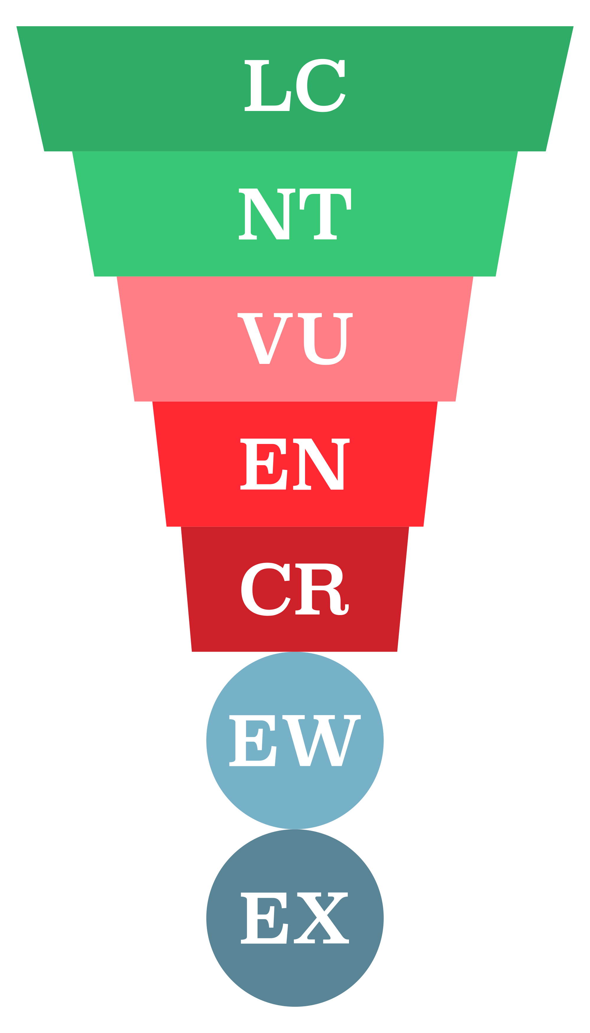 Funnel graphic png. File conservation status svg