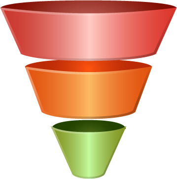 Funnel graphic png. Sales archives fision simplified