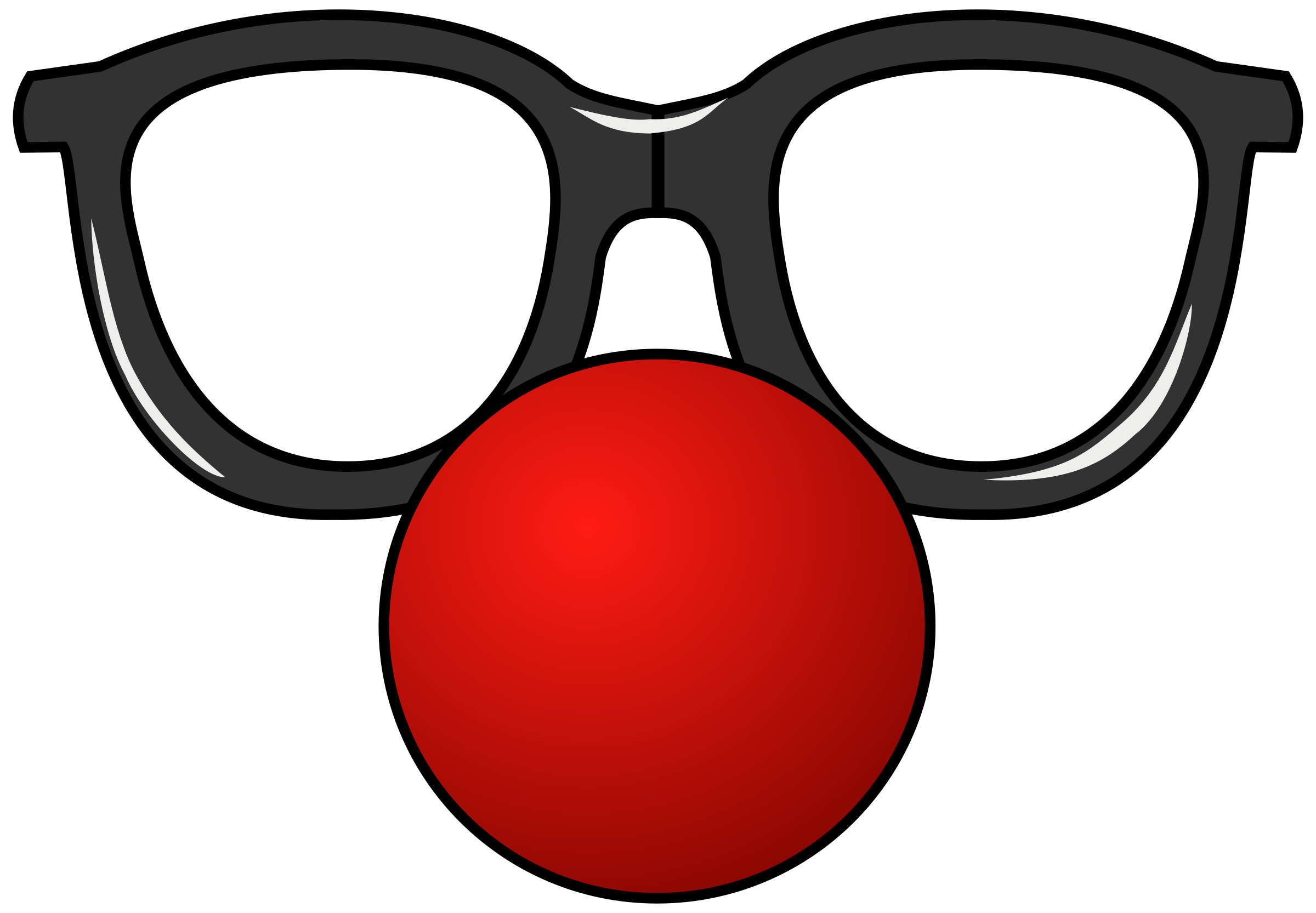Funny clipart glasses. Big image png