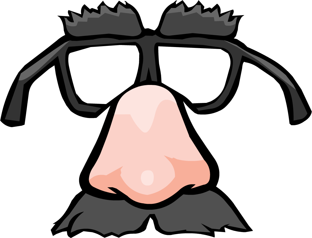 Funny clipart glasses. Face panda free images