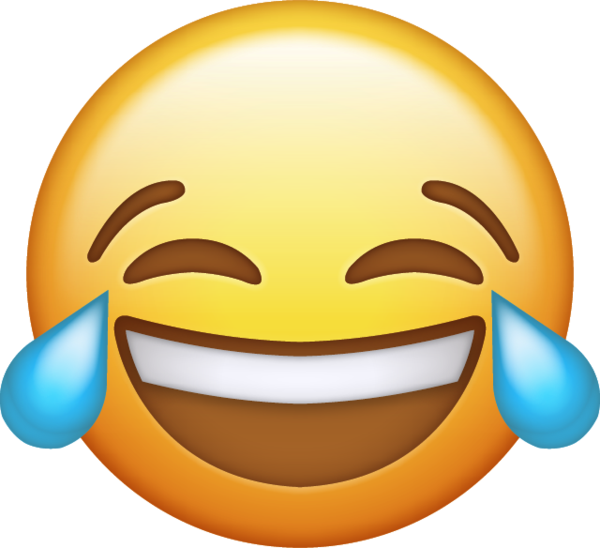 Funny emoji png. Download tears iphone icon