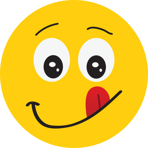 Funny avatar png. Icon face confront amusing
