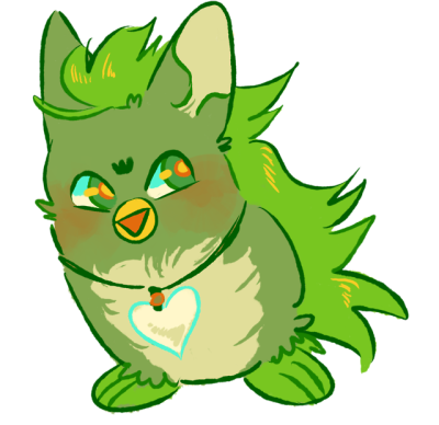 Furby Drawing Transparent & PNG Clipart Free Download - YA-webdesign