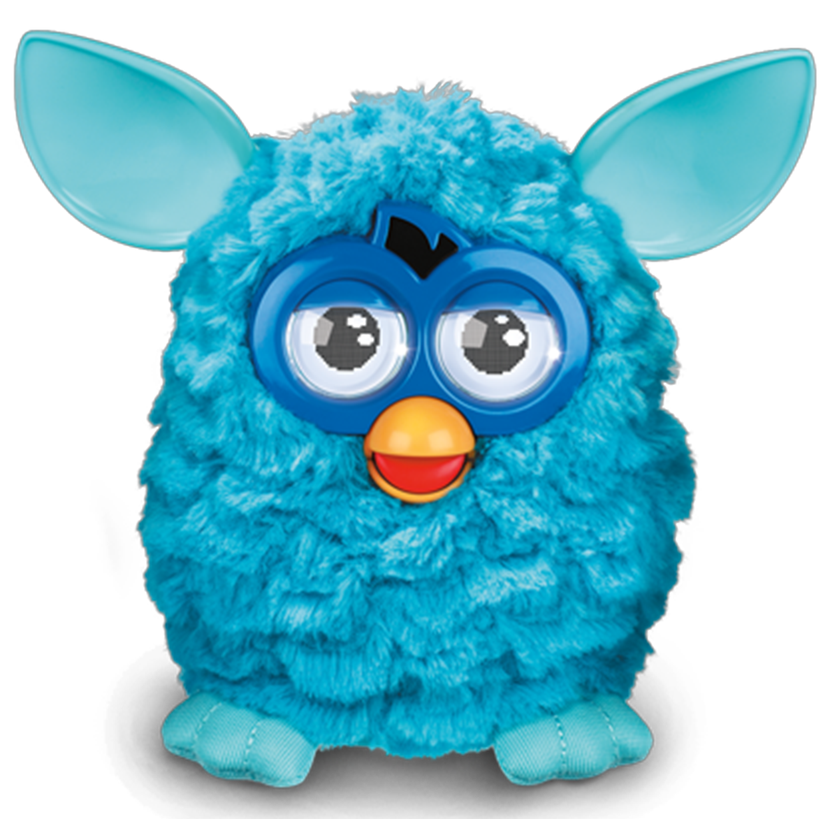 Furby transparent coco. Mr montreuil and the