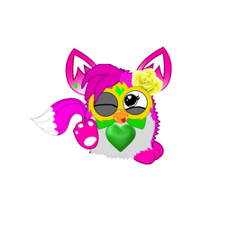 Furby transparent coco. Lovers unite deviantart gallery