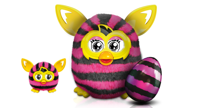 Furby transparent coco. Image png the wiki