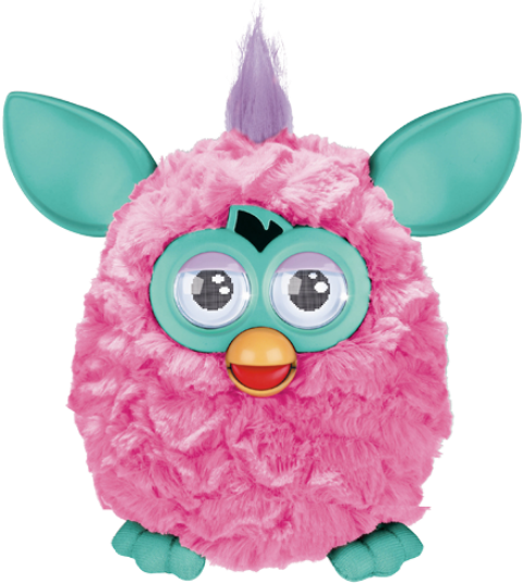 Furby transparent dark blue. Pink png pinterest furbypinkpng